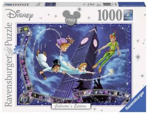RAVENSBURGER Puzzle Pieces 1000 Disney Classique Disney Peter Pan Puzzle Toy 560
