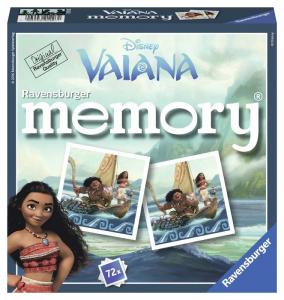 RAVENSBURGER Memory Disney Vaiana Gioco Memoria Da Tavolo Giocattolo 484
