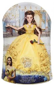 HASBRO Beauty and the Beast Vestito Deluxe Disney Princess Belle B9166Eu4  765