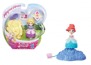 HASBRO Disney Princess Magical Movers Base Ast Characters Playset Feminists 602