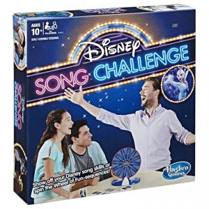 HASBRO Disney Song Challenge Gioco Classico Da Tavolo Giocattolo 722