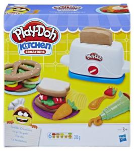 HASBRO Play-Doh Il Tostapane Di Playdoh 235