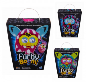 HASBRO Furby Boom Sunny A4343 Character Game Child Child 610