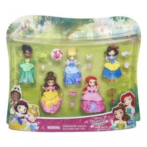 HASBRO Disney Princess Royal Collection Étincelle Mini Doll Femme Jeu Bimba 628