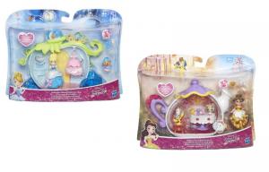 HASBRO Disney Princess Small Doll Playset Mainline B5344Eu4 Mini Bambola 439