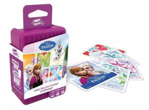 DV GIOCHI Gioco Shuffle Disney Frozen Gioco Classico Bambino Da Tavolo 852