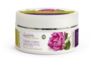 Crema Corpo Effetto Seta 250 ml - Flowers and Fruits - (Vegan ok, no Parabeni, no PEG)