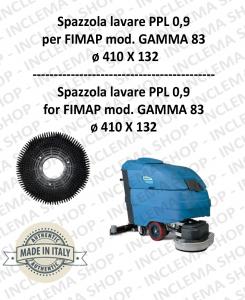 GAMMA 83 spazzola lavare PPL 0,9 per lavapavimenti FIMAP