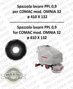 OMNIA 32 spazzola lavare PPL 0,9 per lavapavimenti COMAC