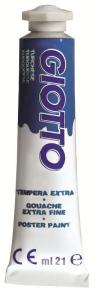 FILA Tube Tempera Giotto 21 ml Turquoise Tempere Artistic Game Drawing 460