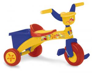 MONDO Triciclo Plastica 28173 Triciclo Gioco Bambino Bambina Giocattolo 581