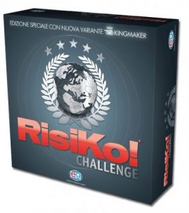 EDITRICE GIOCHI Risiko! Challenge Gioco Classico Da Tavolo Giocattolo 421