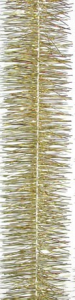 TABOR Ghirls 90 Gold 24Fx2 Mt Garlands And Fringes Christmas Gift 871