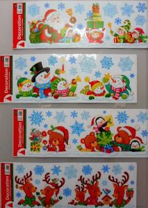 TABOR Str Soggcolorati 60X21 4Ass Decorazioni E Oggettistica Natale Regalo 642