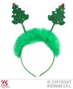 WIDMANN Cerchietto Alberi Di Natale Babbo Natale - Accessori E Vestiti Regalo 280