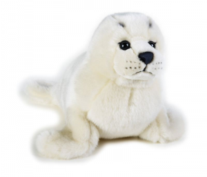 VENTURELLI Foca Media Ngs Animale Bosco Peluches Giocattolo 512