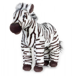 VENTURELLI Zebra Media Ngs Animale Bosco Peluches Giocattolo 746