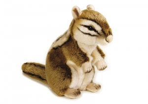VENTURELLI Siberian Chipmunk Ngs Animale Bosco Peluches Giocattolo 183