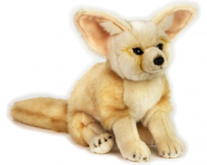 VENTURELLI Fennec Volpe Ngs Animale Bosco Peluches Giocattolo 892