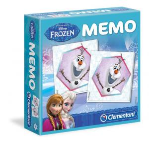 CLEMENTONI Memo Games Frozen Disney Gioco Memoria Da Tavolo Giocattolo 884