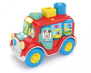 CLEMENTONI Disney Baby Shape Sorter Bus Ita 305