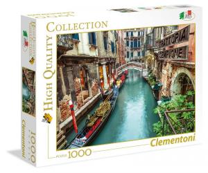 CLEMENTONI Puzzle 1000 Italian Collection Venice 458