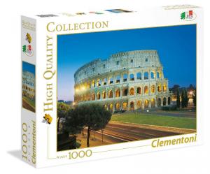 CLEMENTONI Puzzle 1000 Italian Collection Roma Colo 763