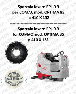 OPTIMA 85 spazzola lavare PPL 0,9 per lavapavimenti COMAC