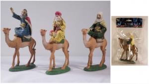 Busta Re Magio Camm 10207 Presepe - Personaggi E Animali Natale Regalo 741
