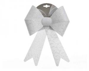 KAEMINGK Plc Bow Con Glitter Decorazioni E Oggettistica Natale Regalo 541