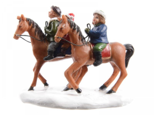 KAEMINGK Kids On A Horse 488468 Nativity scene - Characters And Animals Christmas Gift 601