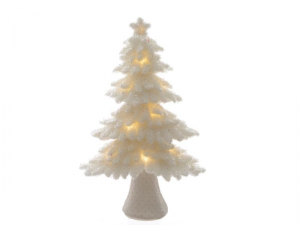 KAEMINGK Led Foam Tree With Gl 481051 Lights And Decorations Bright Christmas Gift 520