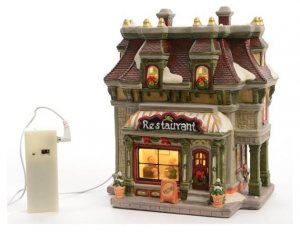 KAEMINGK Led Restaurant Indoor Bo Theme: Christmas Shopping Excl: 2X Aa Batteries 302