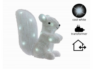 KAEMINGK Led White Acrylic Squ 492244 Luci E Decorazioni Luminose Natale Regalo 213