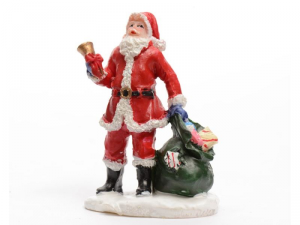 KAEMINGK Santa With Gifts 488543 Babbo Natale Regalo 161