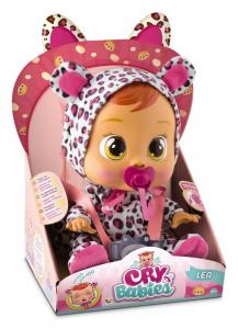 IMC Crybabies Lea Bambolotto Weiblich Mädchen Spiel Mädchen Spielzeug 839