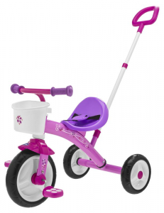 CHICCO Tricycle U / Go Rosa Tricycle Game Boy-Mädchen-Spielzeug 662