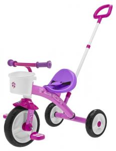 CHICCO Triciclo U/Go Rosa Triciclo Gioco Bambino Bambina Giocattolo 695