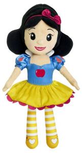 CHICCO Bambola Disney Biancaneve Dolci Melodie Pupazzo Palla Morbida 946