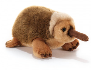 PLUSH & COMPANY Edith Echidna Animale Bosco Peluches Giocattolo 873