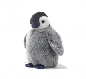 PLUSH & COMPANY Benjamin Baby Pinguino H27 Cm Animale Acquatico Peluches 791