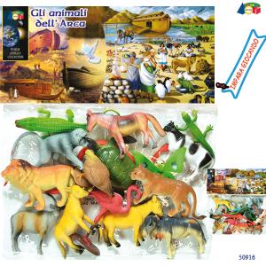 BUSTA GLI ANIMALI DELL.ARCA 50916 GINMAR srl