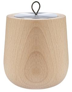 Candela profumata legno naturale
