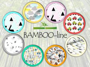 DONUTS - Bamboo-line - mussola di bamboo 100 % - telo multiuso