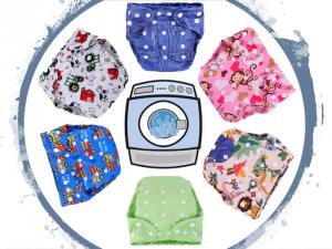 Inserto per pannolini lavabili - MICROFIBRA+BAMBOO - 1 pz - (39 x 14 cm)