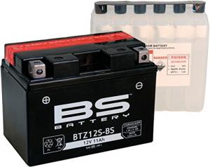 BATTERIA BS BTZ12S-BS CON ACIDO PER MOTO SCOOTER  246610185
