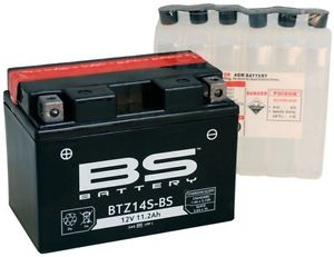 BATTERIA BS BTZ14S-BS CON ACIDO PER MOTO SCOOTER  246610215
