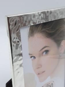 Cornice in argento portafoto portaritratto, vendita on line   GIOIELLERIA BRUNI Imperia