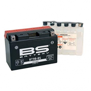 BATTERIA BS BT9B-BS CON ACIDO PER MOTO SCOOTER  246610165