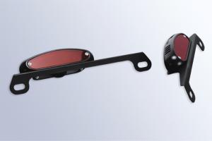 Kit Frecce Sport line anodizzato nero
